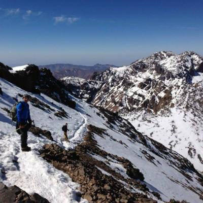 Vandring Atlasbergen