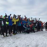 Provlöpning av Stockholm Trail!