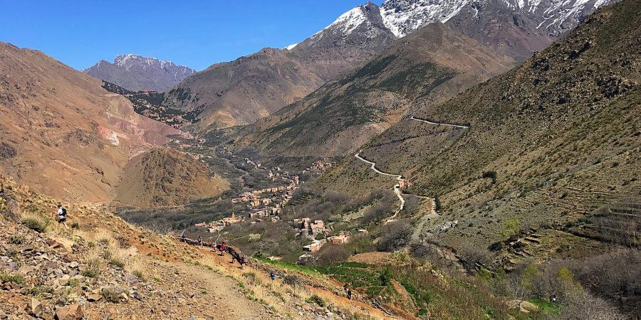 Marocko 4 mars 2017