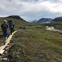 Jämtlandstriangeln 11-13 Augusti 2017 – Magiskt!