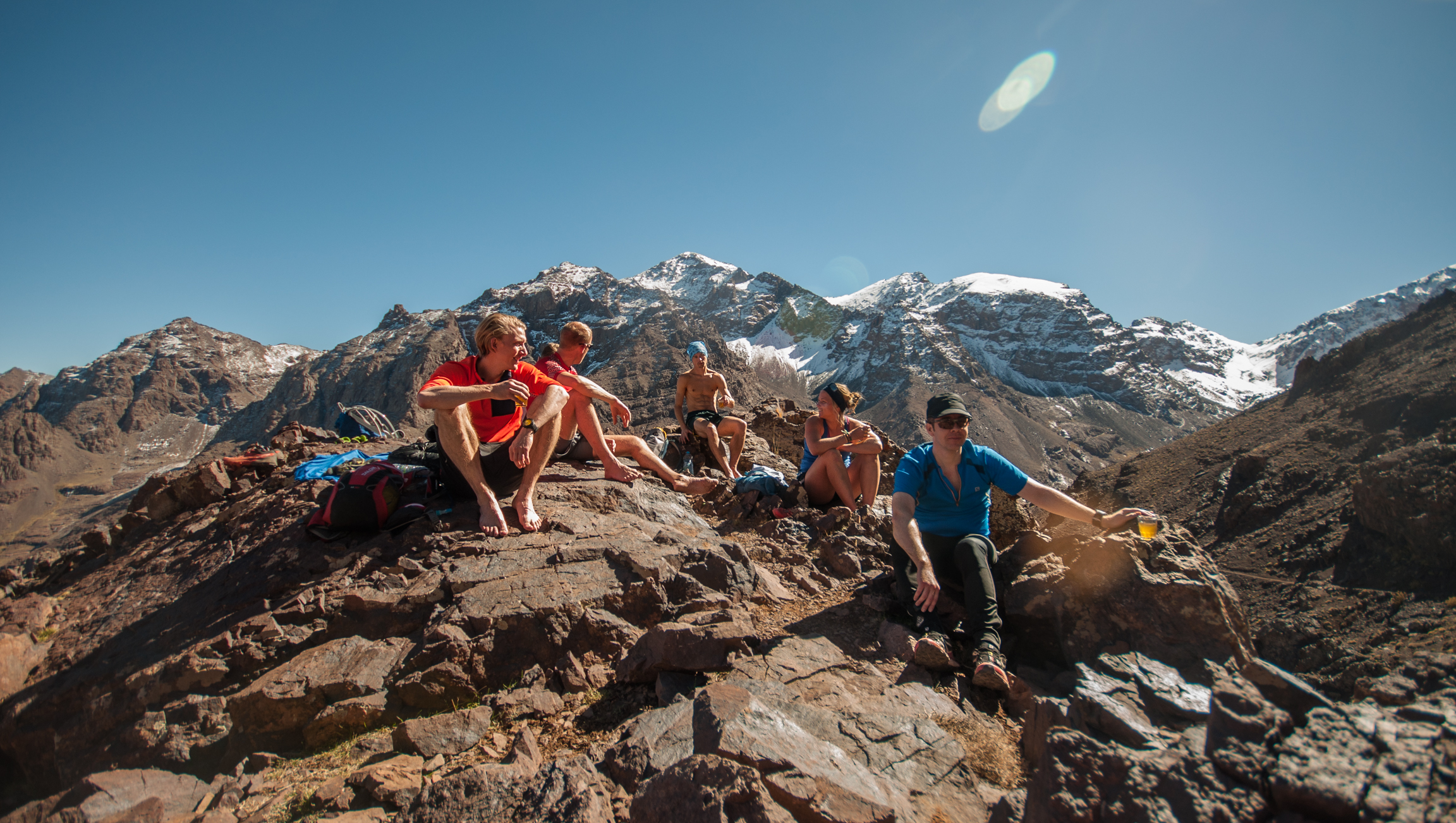 Foto Team Nordic Trail Marocko5