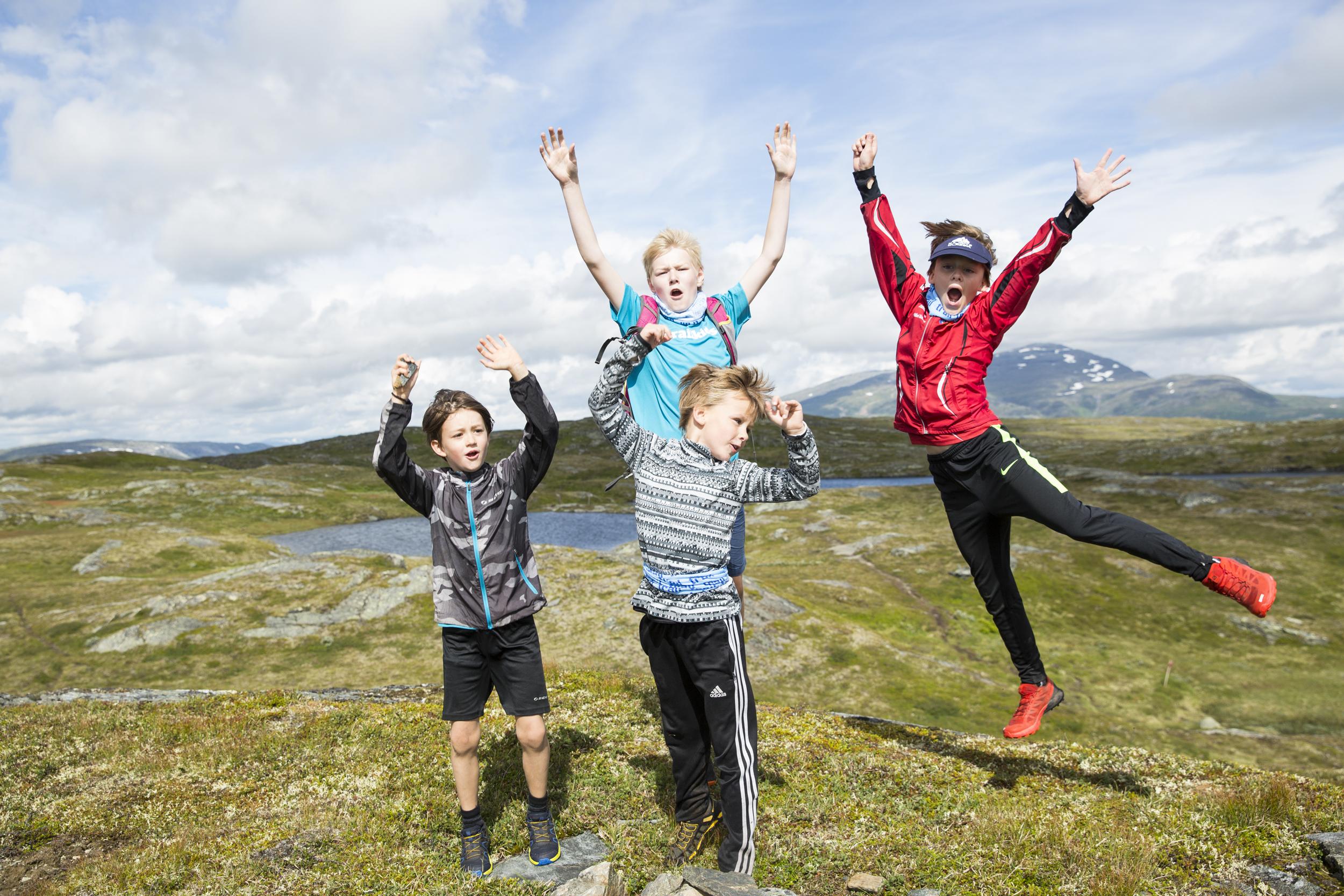 TNT Familjeläger Edsåsdalen0090